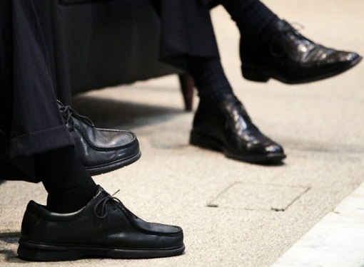 The Formal Men's Big Shoes