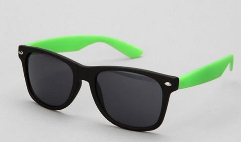 Two Tone Wayfarers