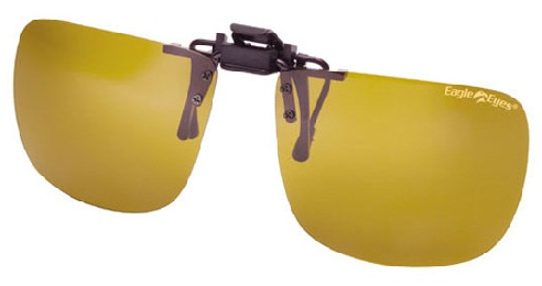 Universal Fit Clip On Sunglasses