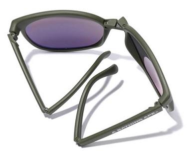 Vintage Polarized Folding Sunglasses for Men