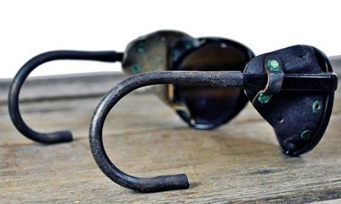 Vintage Wraparound Sunglasses