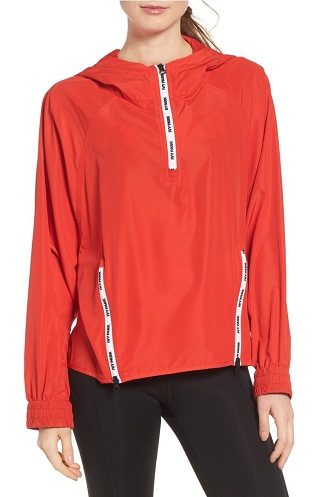 Water Proof Red Women's Sweatshirt
