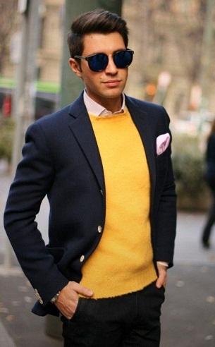 Wide Retro Sunglasses