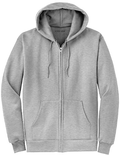 Winter men's Sweatshirt with zipper