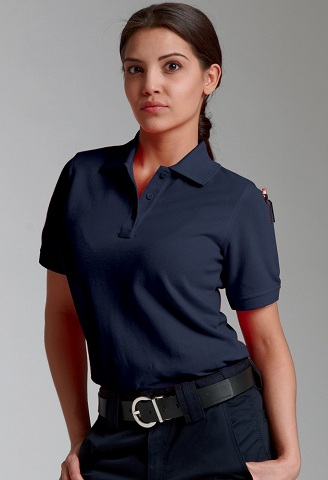 Work platform women Polo shirts