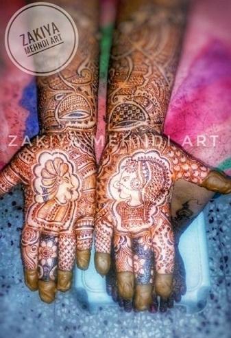 mehndi artists in ahmedabad