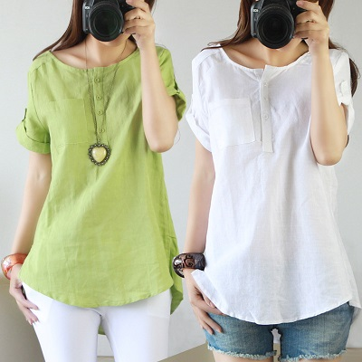 cotton shirts for women