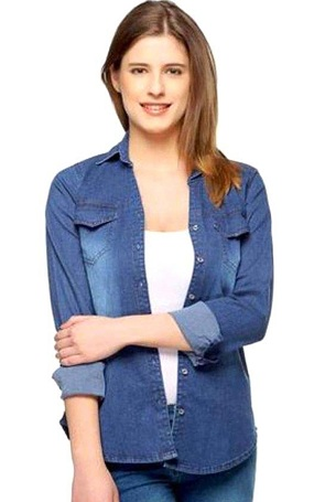 denim's women shirt