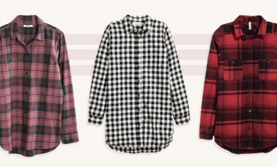 long flannel shirts