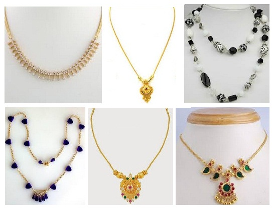 2bc107e90a3dc 15 Latest Simple Necklace Designs for Women in Fashion