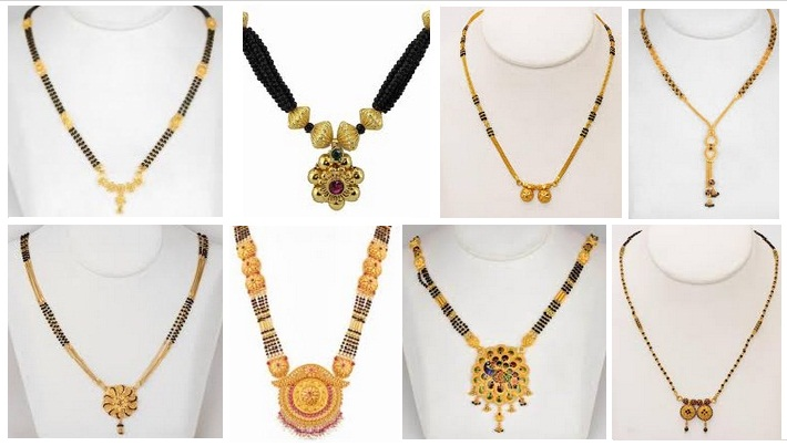 15 Traditional Maharashtrian Mangalsutra Designs