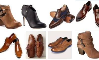 20 Beautiful & Stylish Leather Shoes for Men and Women2