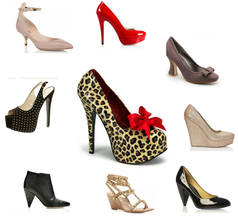 20 Popular & Beautiful High Heel Shoes Designs in Trend