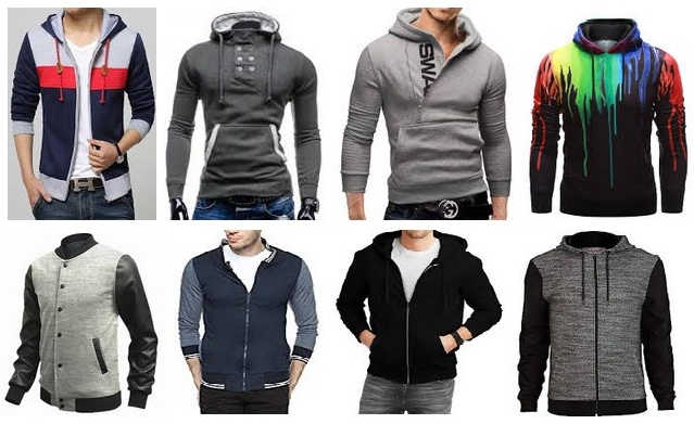 25 Latest & Stylish Sweatshirts for Mens in 2017