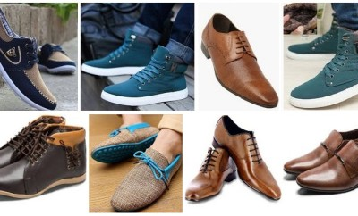 30 Best Comfortable Shoes for Men in Fashion 2017