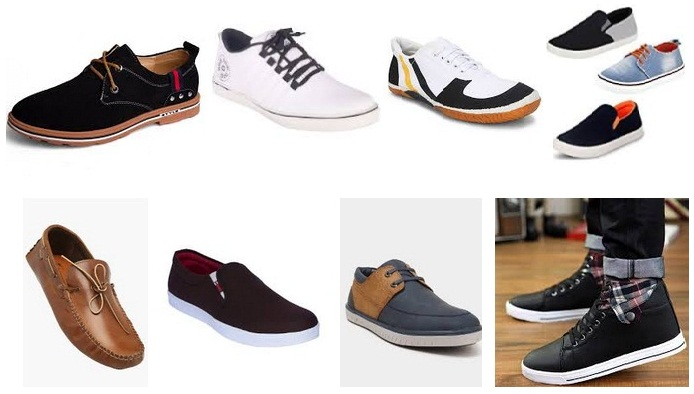 30 New & Stylish Casual Shoes for Mens & Womens in Trend