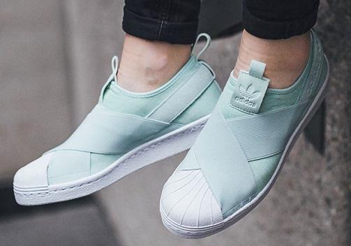 Adidas slip on -21