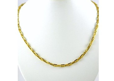 Anchor gold chain