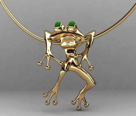 Animal design custom pendant