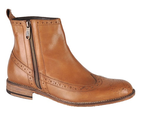 Ankle Length Boot for Men -15