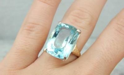 9 Attractive Aquamarine Gemstone In Latest Designs