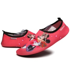 Barefoot kids water shoes