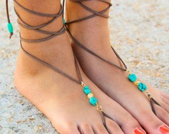 Beaded Foot Anklet for Women