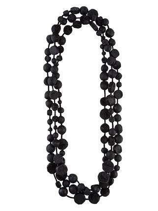 Beaded chunky necklaces