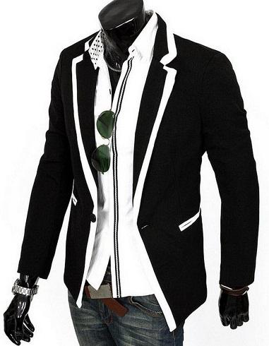 Black and white Blazer5