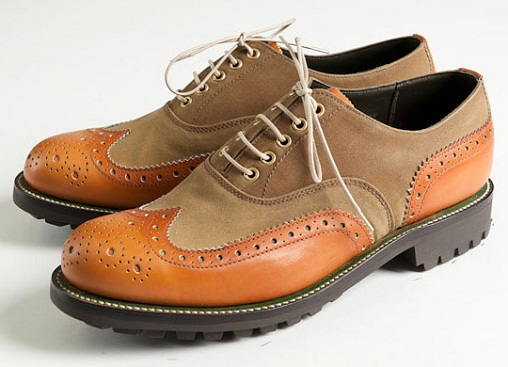 Brogue Shoes -5