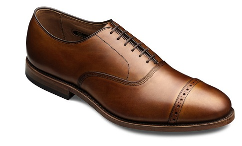 Brogue oxfords formal shoes for men -7