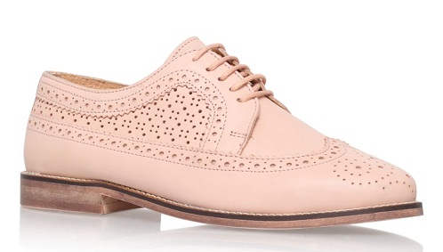 Brogues Shoes with Lace for Women -23