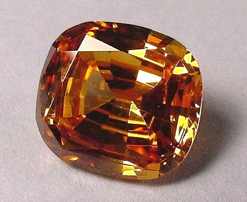 Brown Topaz Birthstone