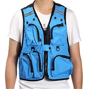 Camping outdoor Vest for men