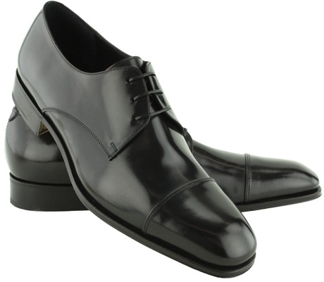 Cap toes shoes for men -18
