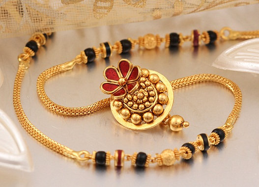20 Traditional Maharashtrian Mangalsutra Designs With Images