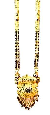 Classic 22k Gold Mangalsutra