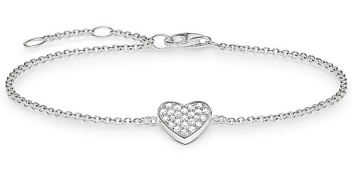 Classic Heart Bracelet