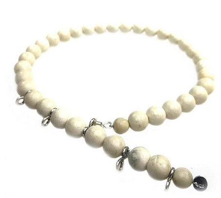 Classic Pearl Anklets for Men