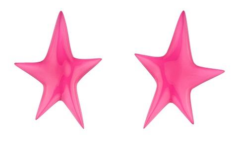 Clip Star Earrings
