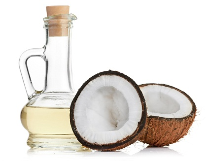 Coconut oil for Skin Tightening