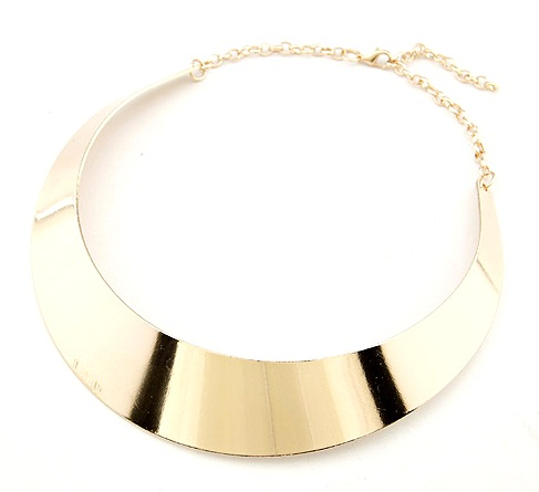 Collar Gold Necklace