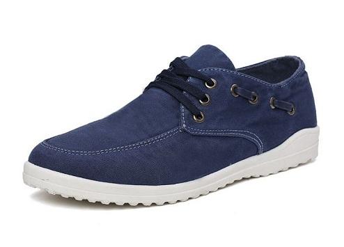 Denim Walking Shoes for Men