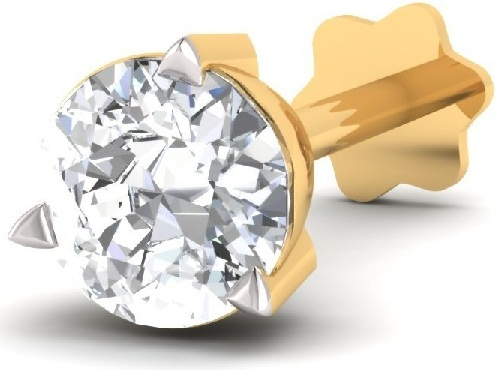 Designer Diamond Stud Nose Pin33