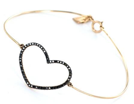 Designer HeartLove Bracelet