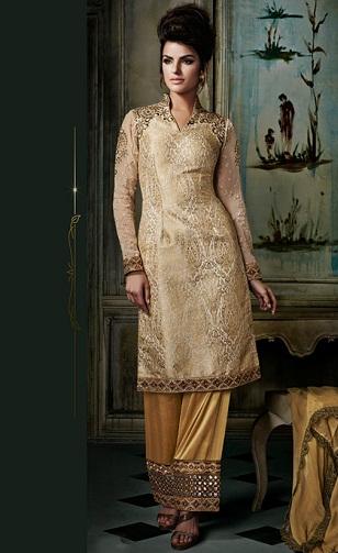 Designer Short Salwar Suit