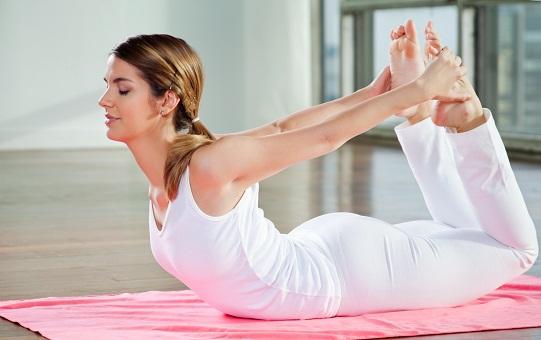 Yoga For Back Fat Dhanurasana