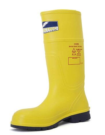 Di-electric Unisex Boots