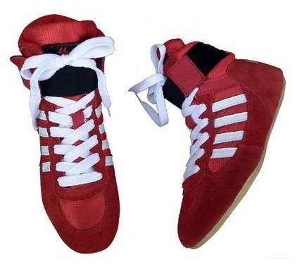 Durable Wrestling Shoes -1