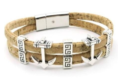 Enlightened Anchor Bracelet